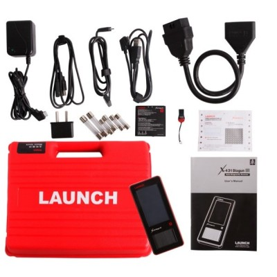 launch x431 diagun III updated by official webiste