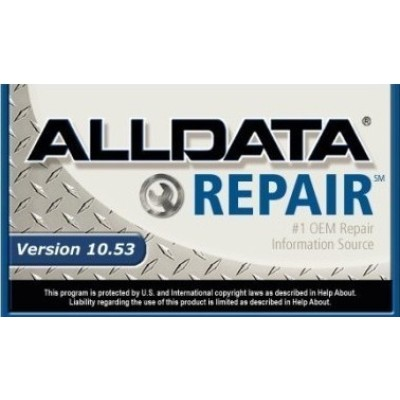 2014 newest version ALLDATA v10.53 released fit win7 win8 xp system 750g hard disk