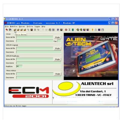 ECM Chiptuning 2001 V6.3