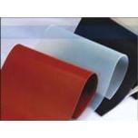 feuille de caoutchouc de silicone