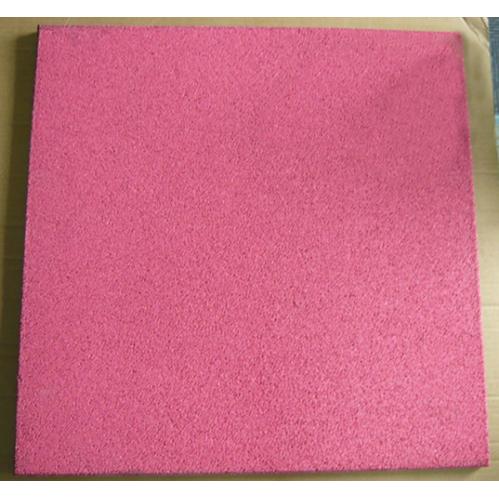 0 50 15EPDM橡胶地垫 粉红