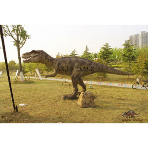 Tyrannosaurus Rex Animatronics