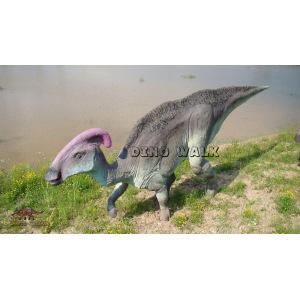 Playground Parasaurolophus
