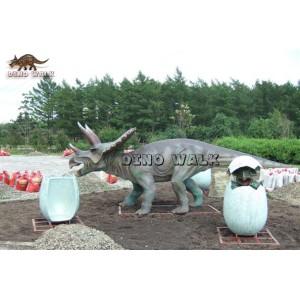 Triceratops Robotics Model