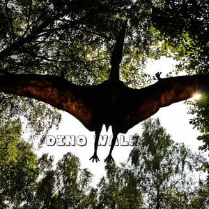 Flying Pterosaur Animatronics