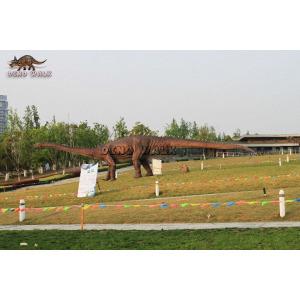 Exhibition Diplodocus Mechanically