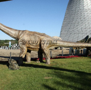 Dinosaurs Unleashed Expositions