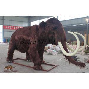 Animatronic Mammuth