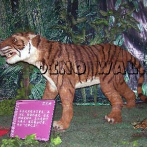 Animatronics Products of Tiger
