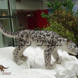 Snow Leo Model of Animatronics