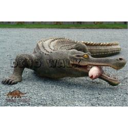 تمساح ضخم متحرك الحياة