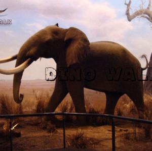 Alive Elephant