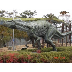 Outdoor Dinosaurs