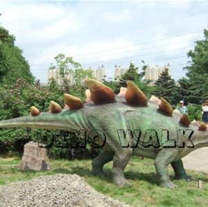 Stegosaurus Animation