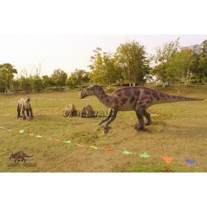 Maiasaura Animatronics