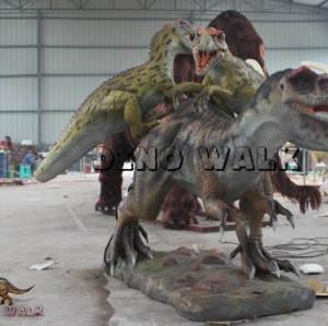 Combattre Robot Dinosaurs
