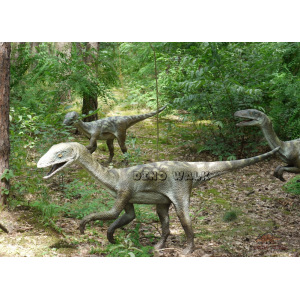 Robotic Life Size Moving Dinosaurs