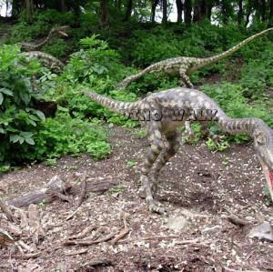 Simulation Dinosaurs