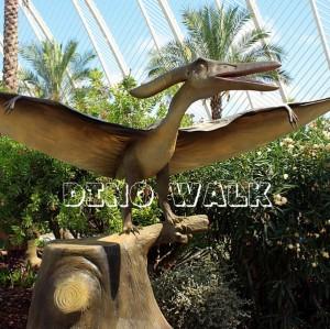Life Size Dinosaur of Pterosaur