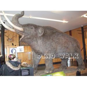 Mammuth Replica Animatronic