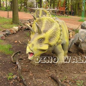 Baby Triceratops Animatronic