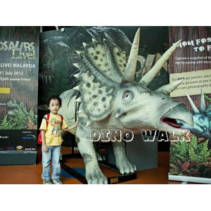 Dinosaurs Alive Exhibition