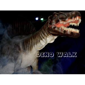 Jurassic Dinosaur Animatronic