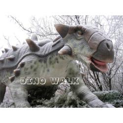 Chine Dinosaure usine