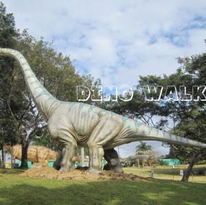 Dinosaur Animatronics Park