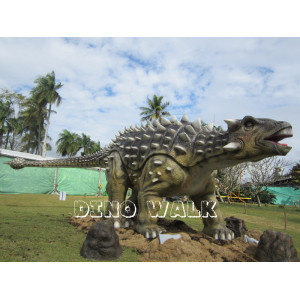 Jurassic Animatronic Dinosaur Park