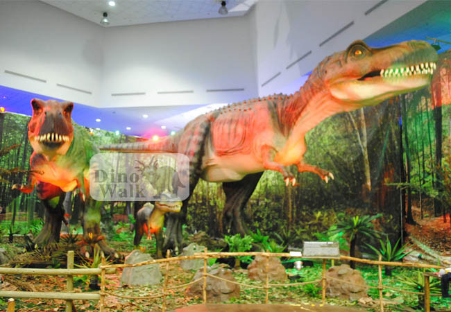 dinosauro divertimento ride