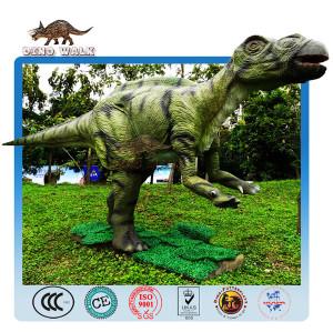 Mini Animatronic Dinosaur Model