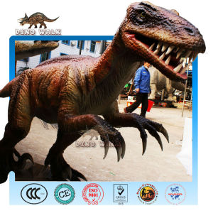 Animated Animatronic Dinosaur Exhibition
