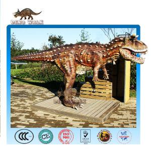 ديناصور متحرك carnotaurus