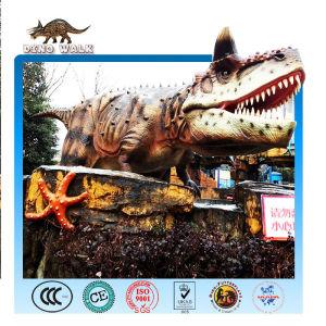 Educational Animatronic Dinosaur Model