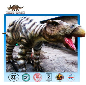 ديناصور متحرك التحكم الكهربائيiguanodon