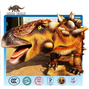 Handmade Animatronic Dinosaur Ankylosaurus