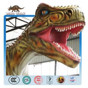 ديناصور متحرك الرأس للبيع