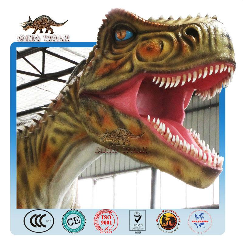 dinosauro animatronic testa per la vendita