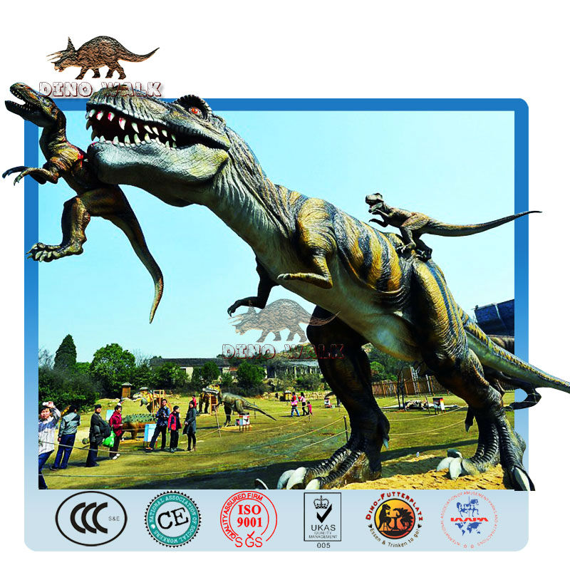 Animatronic Tyrannosaurus Rex