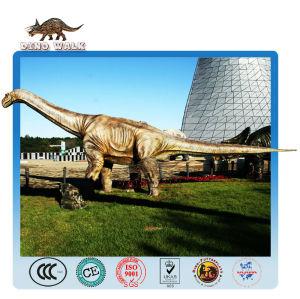 الروبوتية ديناصور بالحجم الطبيعي