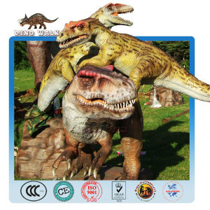 Outdoor Playground Animatronic Dinosaur