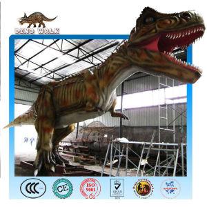 Large Size Animatronic T-Rex Model