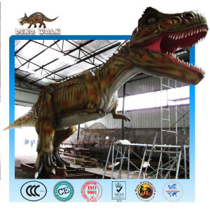 Large Size Animatronic T-Rex Model