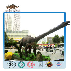 20m long Huge Animatronic Diplodocus