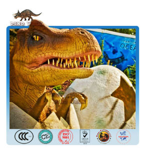 Animatronic Dinosaur Egg-Baby T-Rex