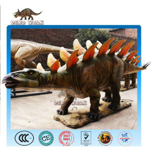 Life Size Robotic Stegosaurus