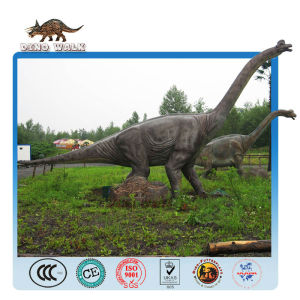 Jurassic Animatronic Brachiosaurus Model