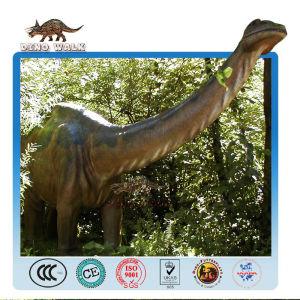 Jurassic Animatronic Dinosaur Sculpture
