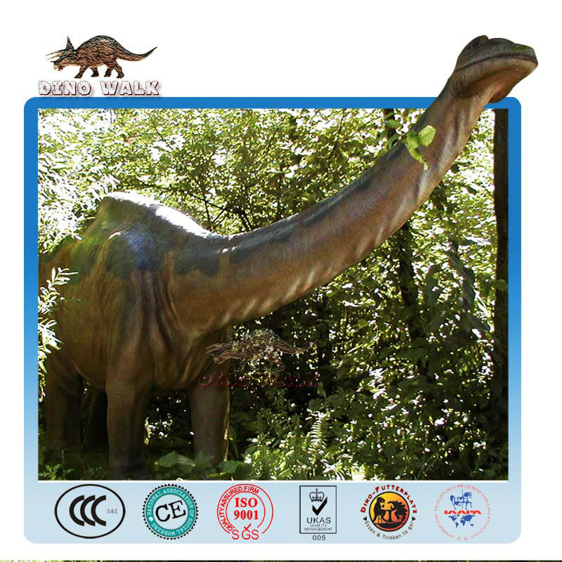 jurassic dinosauro animatronic scultura